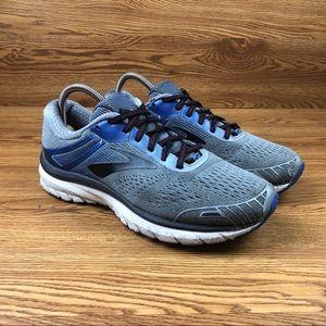Brooks Adrenaline GTS 18 Blue Trail Running Shoes
